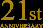 21st Badge